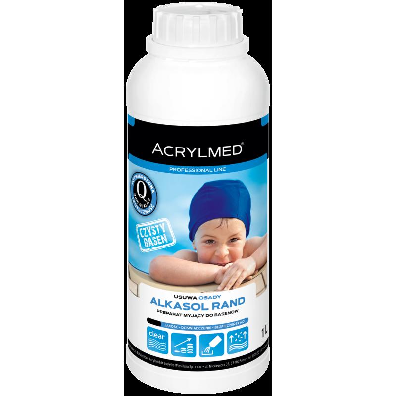 Preparat Aqua Biocyd G-1/R to niezwykle skuteczny środek do usuwania glonów w basenach kąpielowych