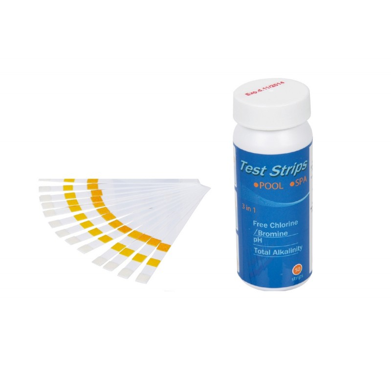 Tester paskowy pH wody basenowej