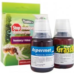 TickOut SET zwalczanie komarów i kleszczy [2x100 ml]
